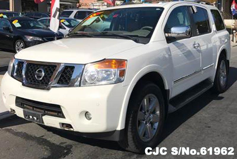 2011 Nissan / Armada Stock No. 61962