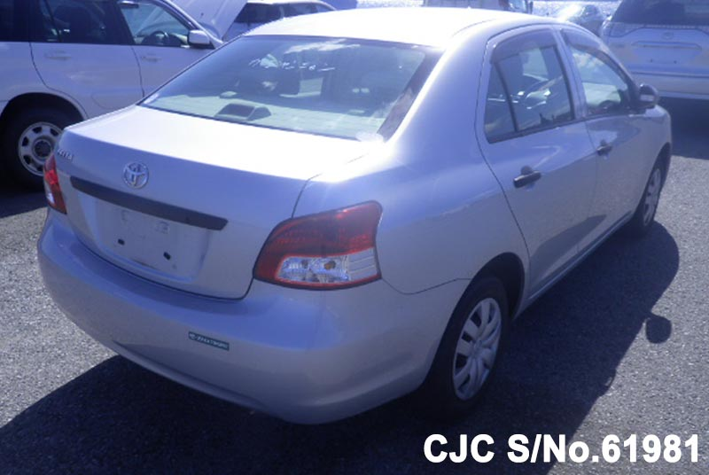 2008 Toyota / Belta Stock No. 61981