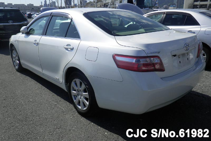 2007 Toyota / Camry Stock No. 61982