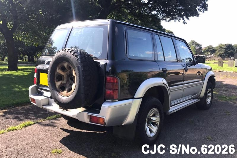 2002 Nissan / Patrol Stock No. 62026