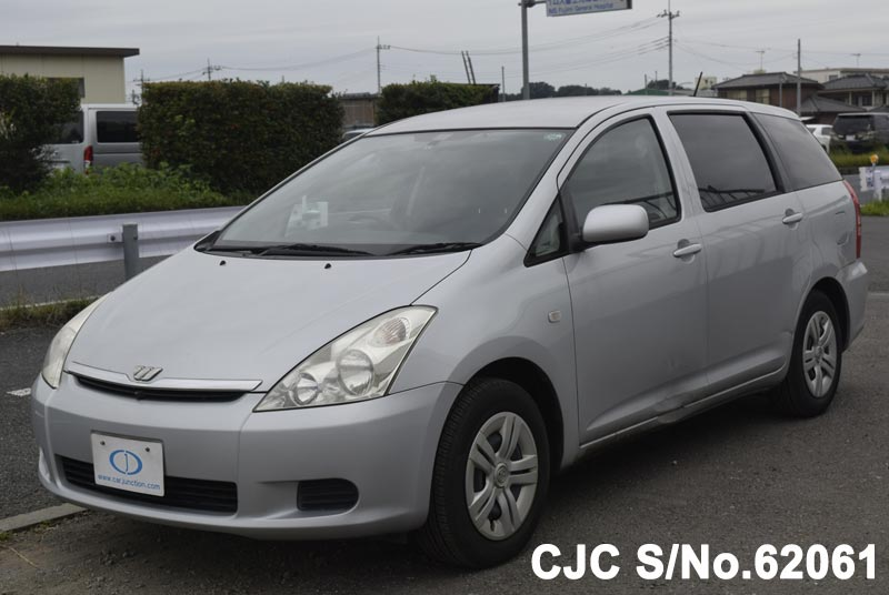2003 Toyota / Wish Stock No. 62061