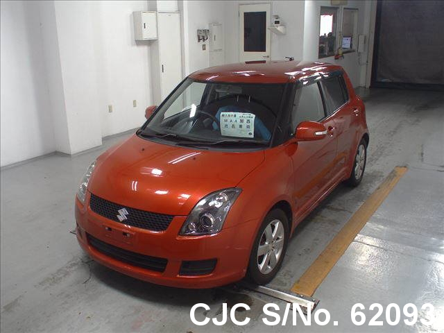 2008 Suzuki / Swift Stock No. 62093