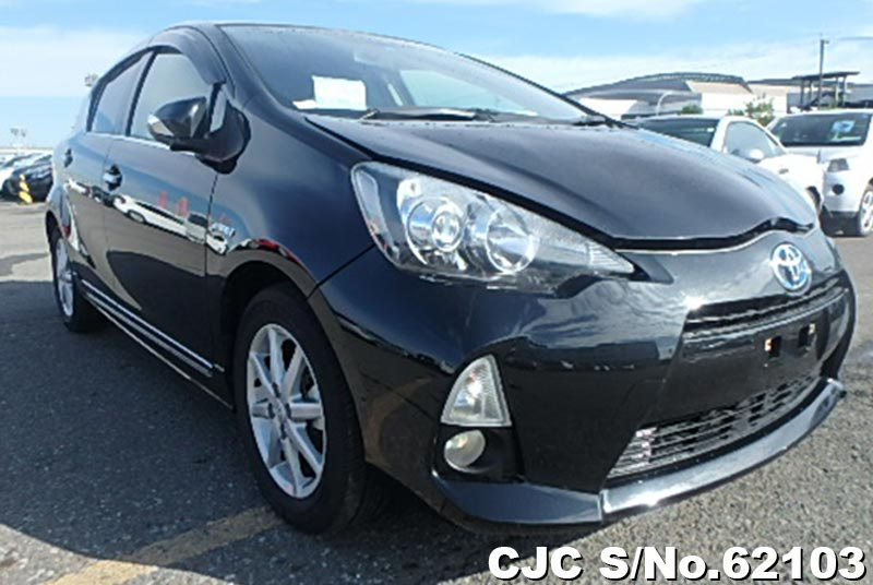 2013 Toyota / Aqua Stock No. 62103