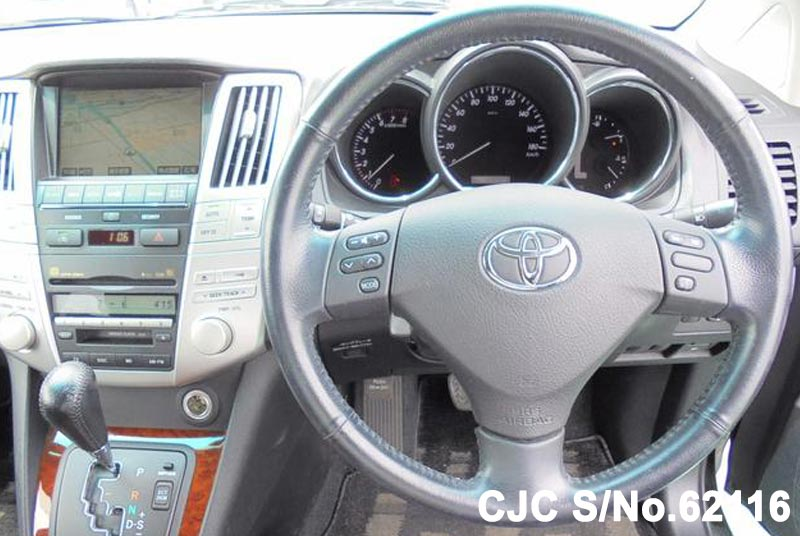 2007 Toyota / Harrier Stock No. 62116