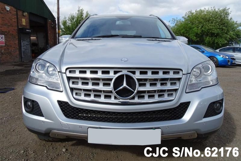 2010 Mercedes Benz / M Class Stock No. 62176