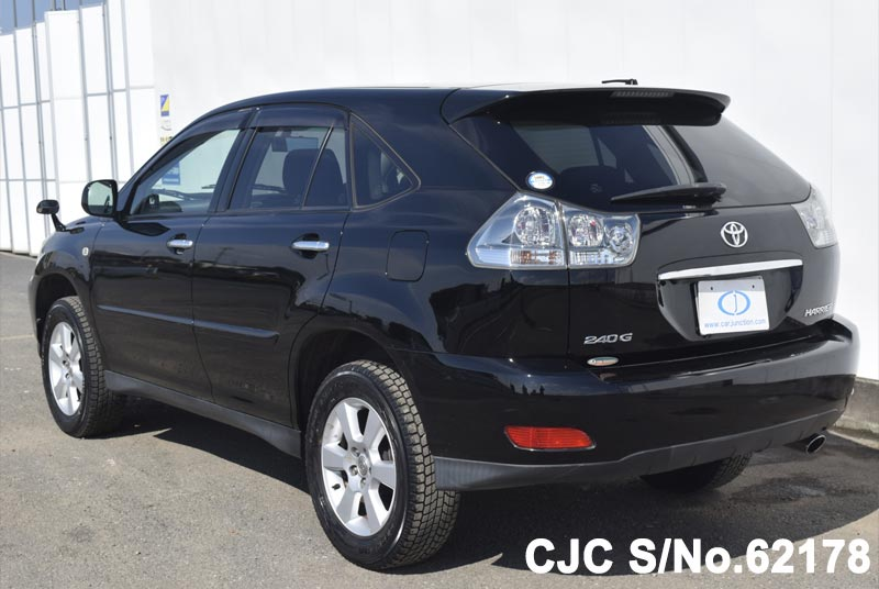 2007 Toyota / Harrier Stock No. 62178