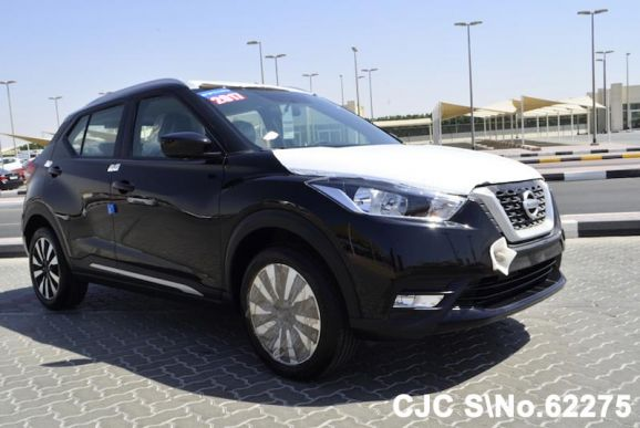 2017 Nissan / Kicks Stock No. 62275