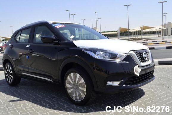 2017 Nissan / Kicks Stock No. 62276