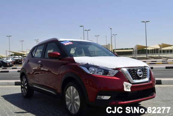 2017 Nissan / Kicks Stock No. 62277