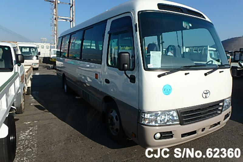 2010 Toyota / Coaster Stock No. 62360