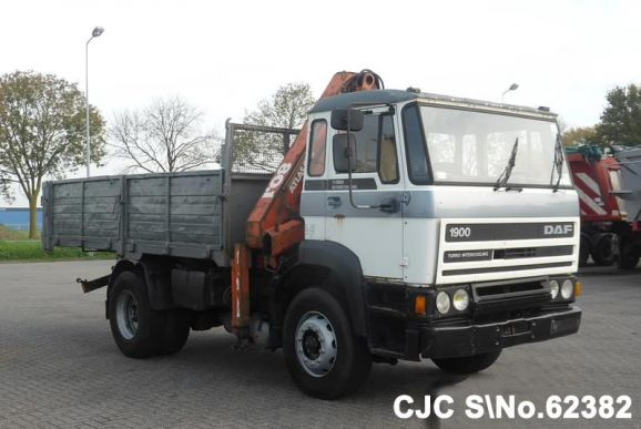 1991 DAF / 1900 Stock No. 62382