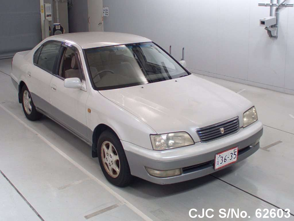 1996 toyota camry pearl for sale stock no 62603 japanese used cars exporter. Black Bedroom Furniture Sets. Home Design Ideas