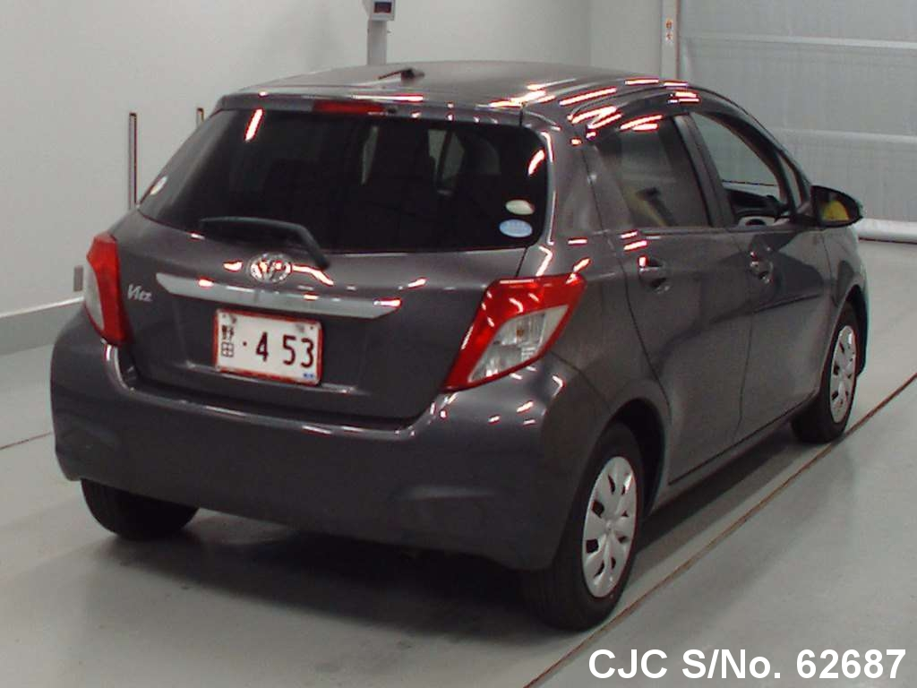 2012 Toyota / Vitz - Yaris Stock No. 62687