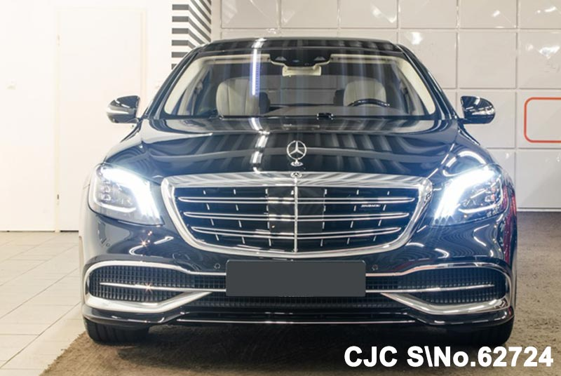 Brand New 2018 Left Hand Mercedes Benz S450 Black For Sale