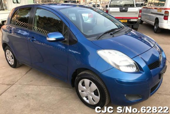 2008 Toyota / Vitz - Yaris Stock No. 62822