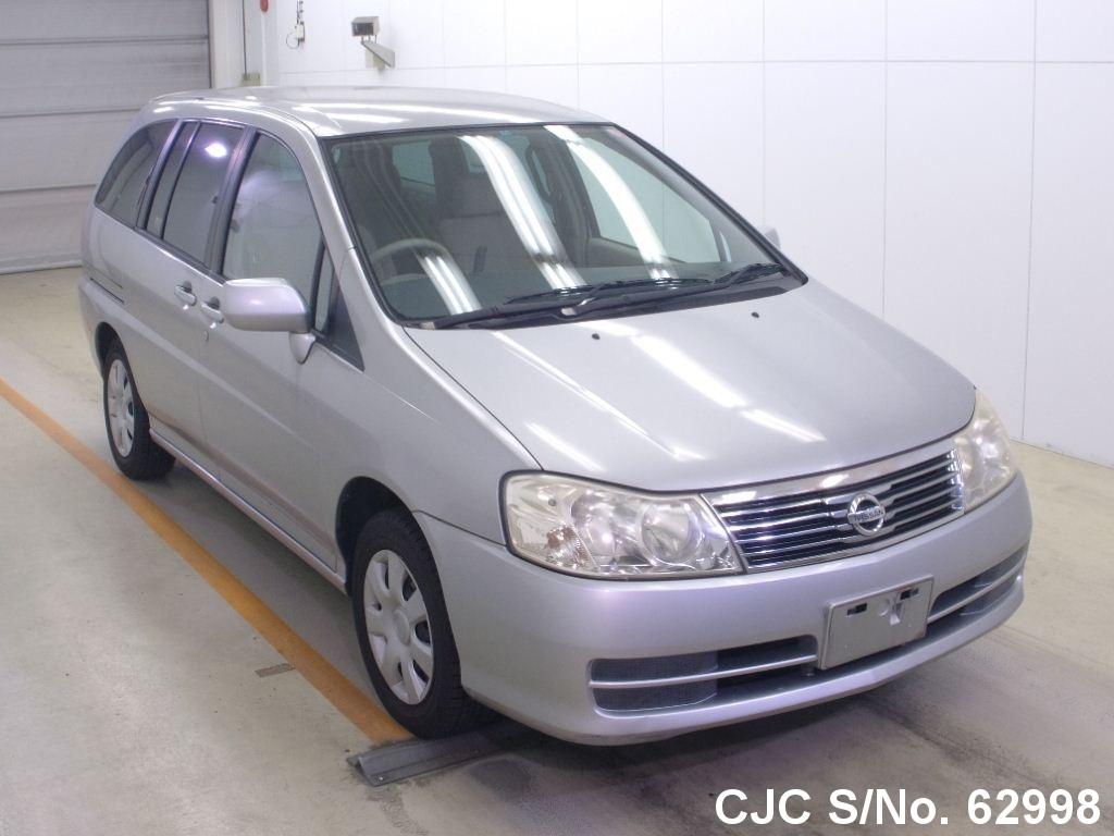 2002 nissan liberty silver for sale stock no 62998 japanese rh carjunction com Nissan Liberty 1998 Liberty Nissan Hanover Pa