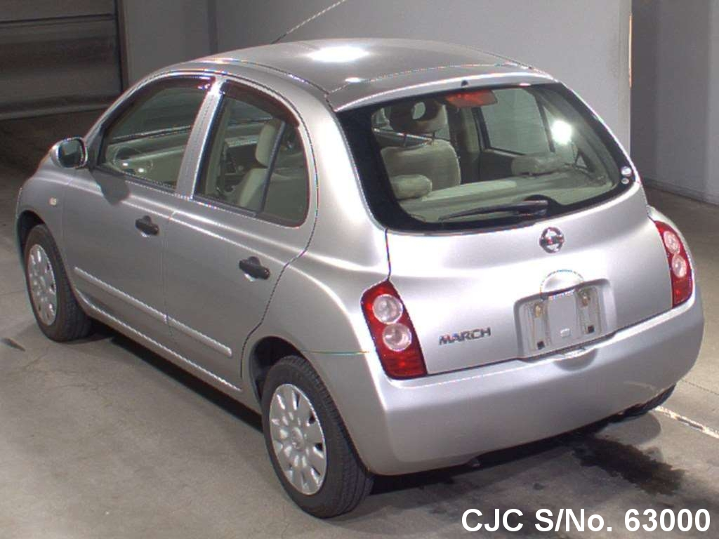 2003 Nissan / March Stock No. 63000
