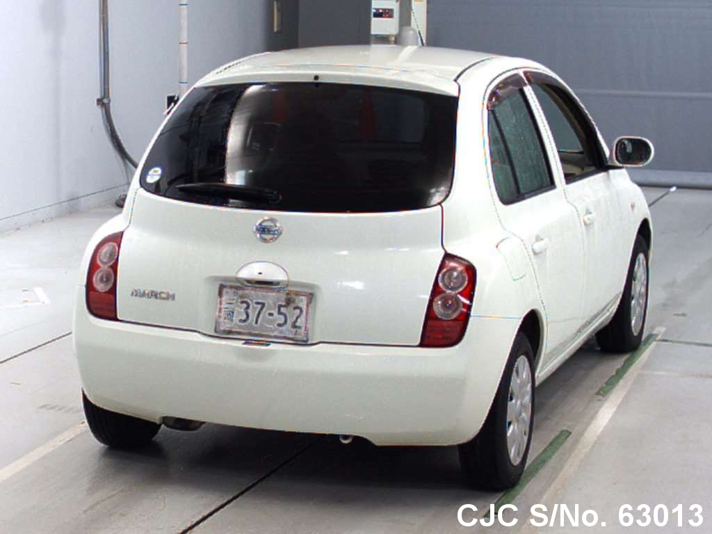 2003 Nissan / March Stock No. 63013