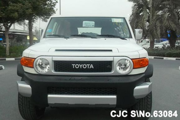 2017 Toyota / FJ Cruiser Stock No. 63084