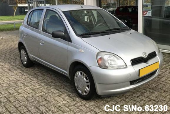 2000 Toyota / Vitz - Yaris Stock No. 63230
