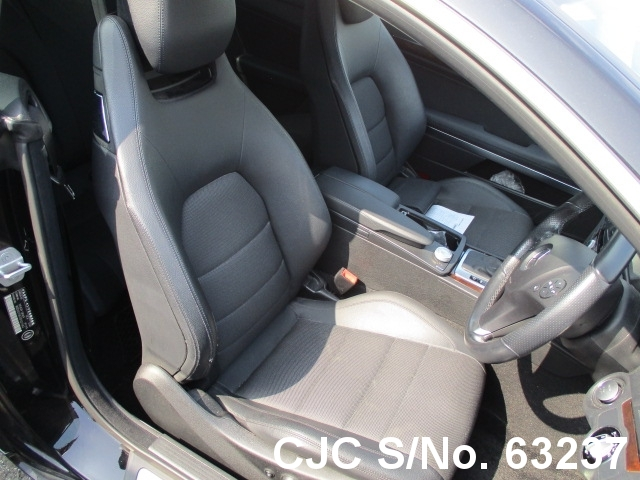 2010 Mercedes Benz / E Class Stock No. 63237