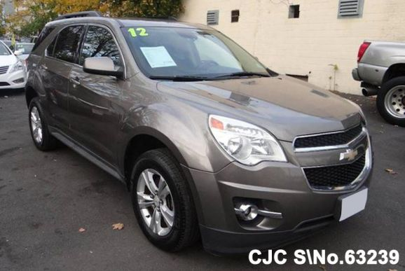 2012 Chevrolet / Equinox  Stock No. 63239