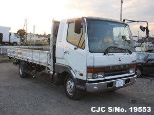 Mitsubishi / Fuso Fighter 1998 8.2 Diesel