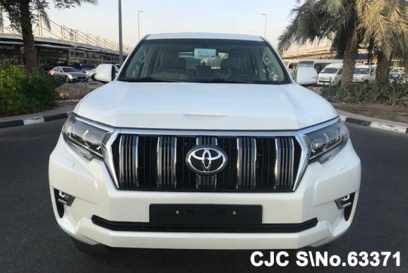 2018 Toyota / Land Cruiser Prado Stock No. 63371