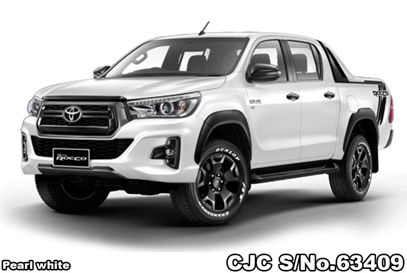 brand new 2018 toyota hilux truck for sale stock no 63409 japanese used cars exporter. Black Bedroom Furniture Sets. Home Design Ideas