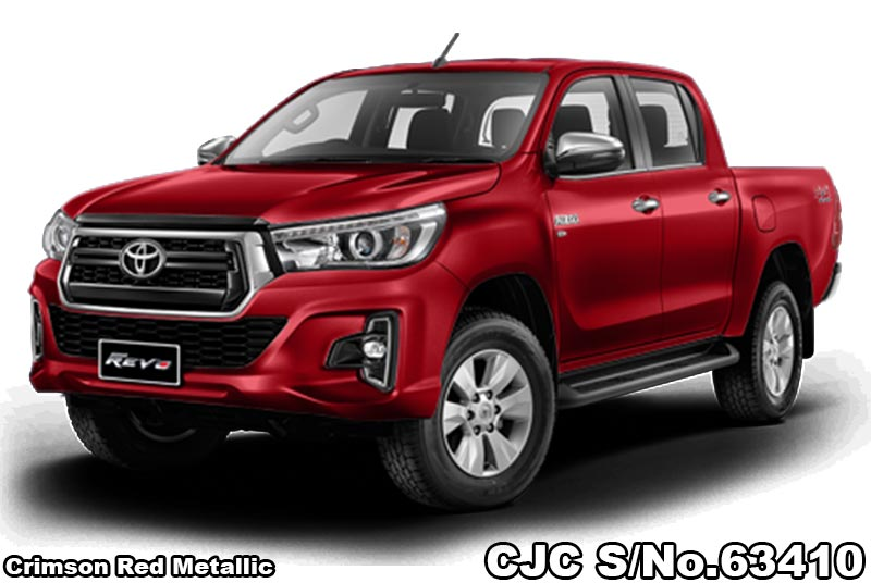 2018 toyota hilux blue for sale stock no 63410 japanese used cars exporter. Black Bedroom Furniture Sets. Home Design Ideas