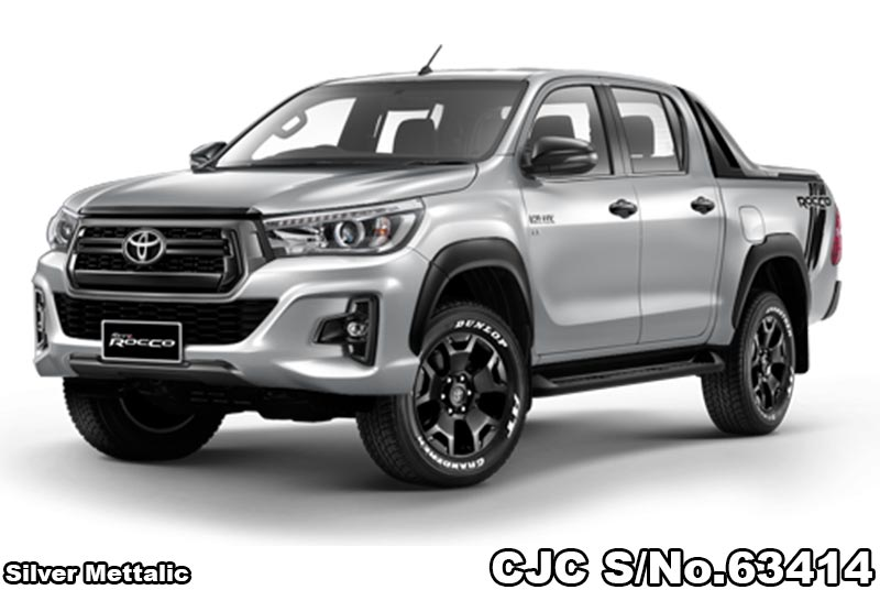 Brand New 2018 Toyota Hilux Silver Metallic For Sale