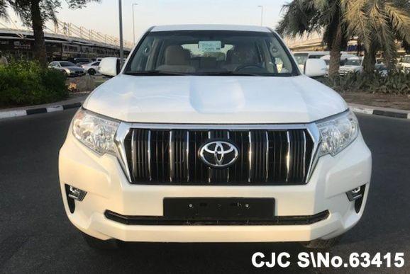 2018 Toyota / Land Cruiser Prado Stock No. 63415
