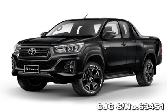Toyota Hilux Revo Rocco Smart Cab for Tanzania