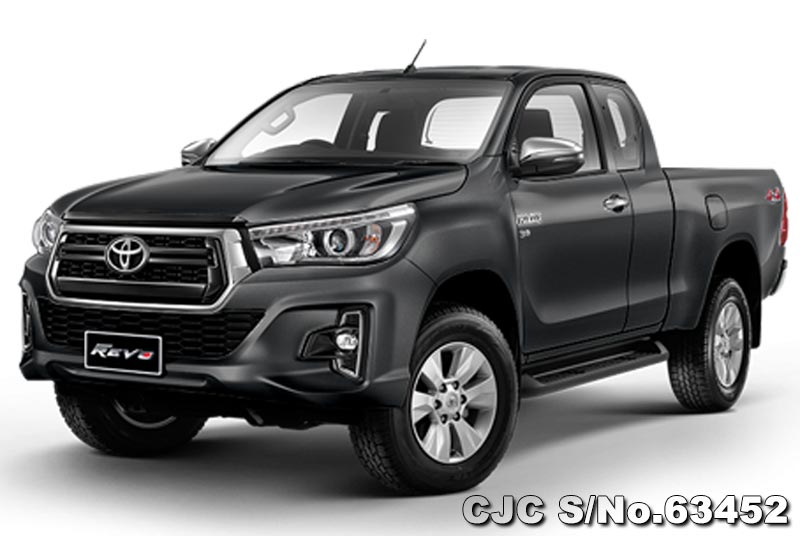 2019 Toyota Hilux Gray for sale | Stock No  63452 | Japanese Used