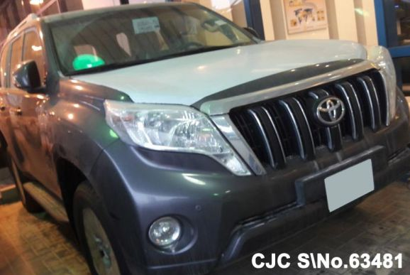 2017 Toyota / Land Cruiser Prado Stock No. 63481
