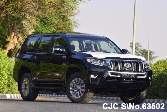 2018 Toyota / Land Cruiser Prado Stock No. 63503