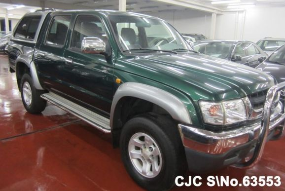 2003 Toyota / Hilux Stock No. 63553