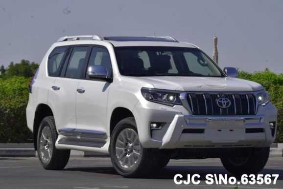 2018 Toyota / Land Cruiser Prado Stock No. 63567