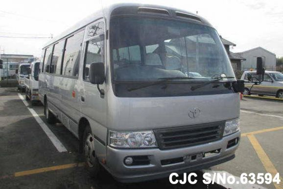 2010 Toyota / Coaster Stock No. 63594