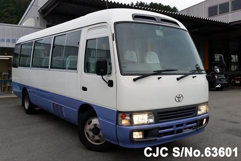 2004 Toyota / Coaster Stock No. 63601