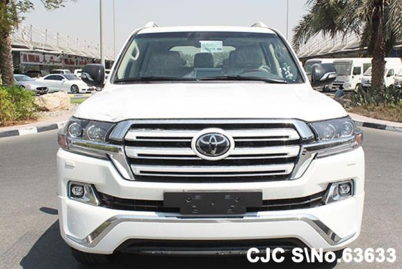 2018 Toyota / Land Cruiser Stock No. 63633