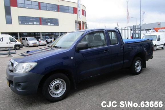 2009 Toyota / Hilux Stock No. 63656