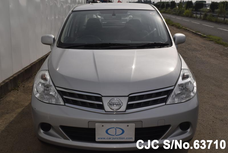 2012 Nissan / Tiida Latio Stock No. 63710