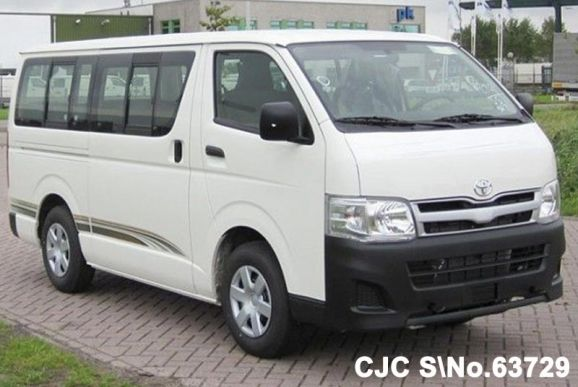 2017 Toyota / Hiace Stock No. 63729