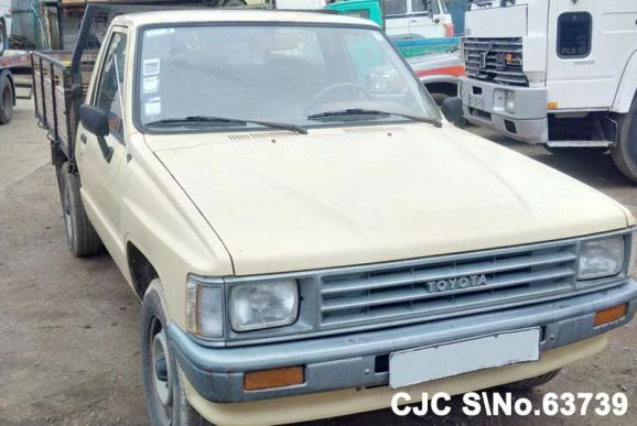 1989 Toyota / Hilux Stock No. 63739