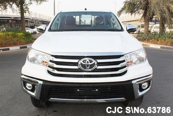 2018 Toyota / Hilux Stock No. 63786