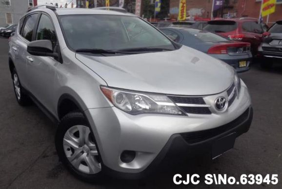 2013 Toyota / Rav4 Stock No. 63945