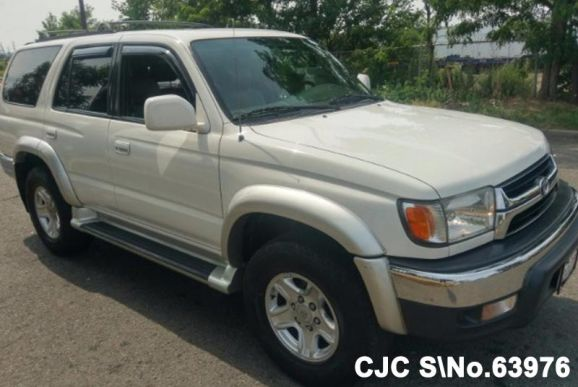 2002 Toyota / 4Runner Stock No. 63976
