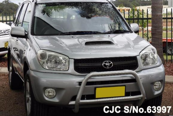 2005 Toyota / Rav4 Stock No. 63997