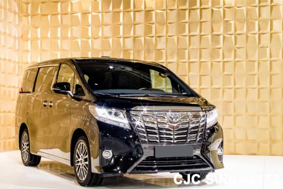 2018 Toyota / Alphard Stock No. 64172